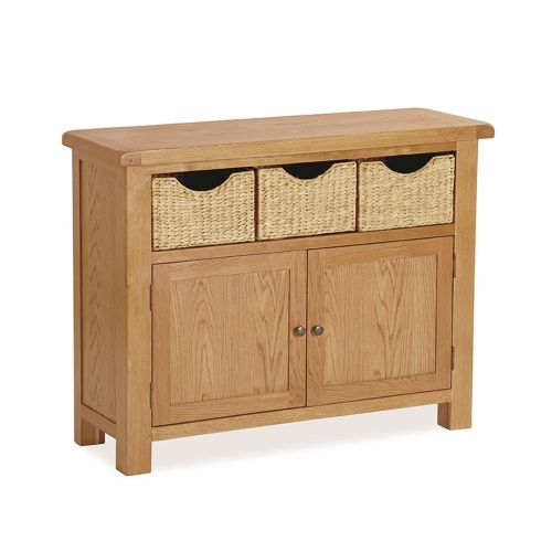 Stockton Sideboard with Baskets